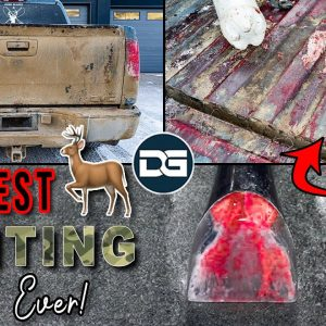 Extreme DEEP Cleaning a Hunter's NASTY Truck! | INSANE Transformation of a Disgusting Hunting Rig!