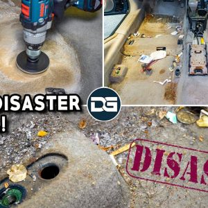 Deep Cleaning a SMOKER'S Dirty Car | DISASTER Car Detailing and Insane Vehicle Transformation!