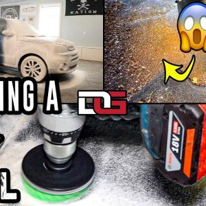 EXTREME Cleaning a FILTHY Soul! | Purifying Car Detailing of a Dirty Kia Soul
