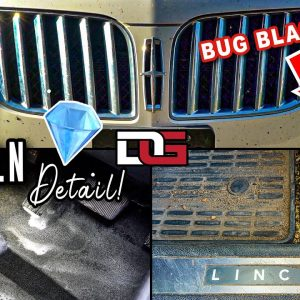 Deep Cleaning a Luxuriously FILTHY Lincoln MKX! | Nasty Luxury Car Cleaning | The Detail Geek